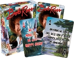 Bob Ross Quotes Playing Cards