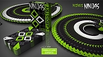 Cardistry Kiwi Ninjas (Green) Playing Cards Deck