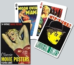 Classic Movie posters playing cards deck