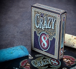Crazy 8's Standard Edition Playing Cards Deck