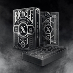 Bicycle Double Black 2 Limited Edition Playing Cards Printed By USPCC