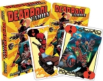 Marvel - Deadpool Family Playing cards Deck