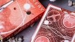 Discovery Final Frontier (Red) Playing Cards by Elephant Playing Cards ( CARDSDIS_RED )
