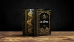 Don Quixote Black Volume 1 playing cards deck