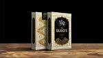 Don Quixote White Volume 1 playing cards deck
