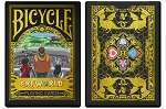 Bicycle Erfworld Black Playing Cards
