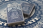 bicycle federal 52 silver certificate