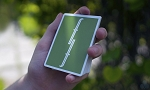 Green Fontaine Playing Cards Deck