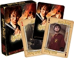 Harry Porter Chamber of Secrets playing cards