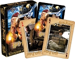 Harry Porter Sorcerer's Stone playing Cards