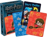 Harry Potter - Chibi Playing Cards Deck