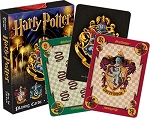 Harry Potter House Crests Playing Cards Deck