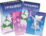 I Heart Fairies Playing Cards Deck