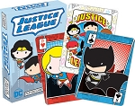 Justice League - Chibi Playing Cards Deck