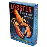 Lobster Recipes Playing Cards
