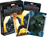Black Panther Marvel Playing Cards