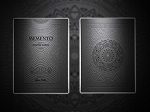 Memento Black Deck Playing Cards New