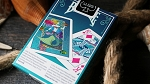 Mermaid Playing Cards (Turquoise)