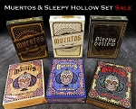 Muertos & Sleepy Hollow Set Sale