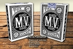 AUTHORIZED RESTORATION 1883 MURPHY VARNISH PLAYING CARDS STANDARD