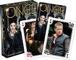 Once Upon A Time Playing Cards deck