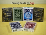 Playing cards deck set on Sale (Anubis, Osiris)