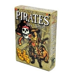 Pirates Ahoy Matey Playing Cards-Deck