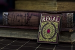 Regal Red Playing Cards Deck Brand New