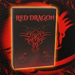 Red Dragon Playing Cards Deck