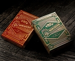 Set of 2 Monarchs Red & Green Decks Brand New on Sale