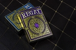 Regal Purple Playing Cards Deck Brand New