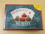 Rummy Card Decks Playing Cards & Instructions by Cartamundi New Bridge Size