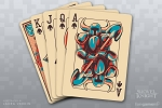 Shovel Knight Playing Cards Deck
