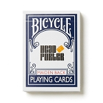 Bicycle Head Porter Playing Cards Deck