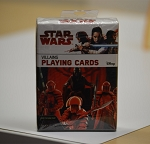 StarWars Villains Playing Cards deck by Cartamundi