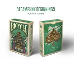 Bicycle steampunk beginnings playing cards deck
