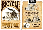 Bicycle Sweet Cat Playing Cards Deck