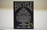 Syzygy Bicycle® Silver & Black Numbered Sealed Signed Playing Cards Deck