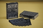 Tally-ho Master Black Playing Cards Deck