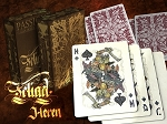 Teliad Heren Playing cards Deck