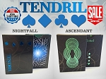 Tendril Ascendant & Nightfall Playing Cards Set Brand new