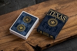 Texas Black Luxury Playing cards Deck