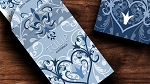 Tulip Playing Cards (Light Blue)