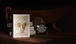 Tycoon Ivory Edition playing cards deck