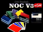 NOC V3 BRICK SALE 12 DECKS MIX 6 DIFFERENT COLORS