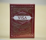 Visa Red Edition Playing Cards Deck