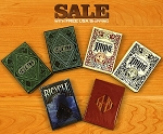 Exclusive Playing Cards Deck Set on Sale (Whispering Imps)