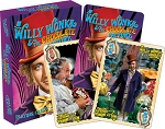Willy Wonka Playing Cards Deck