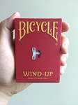 Bicycle Wind-Up Playing Cards Deck