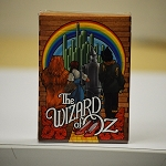 The wizard of oz playing cards deck